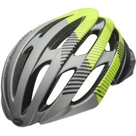 Bell Stratus MIPS Helmet matte dark gray/black/lemon